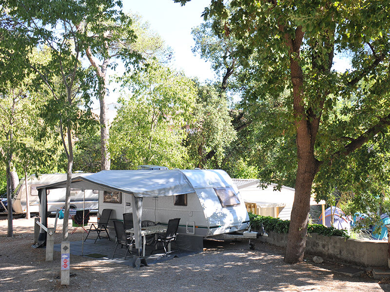 emplacement pour camping car